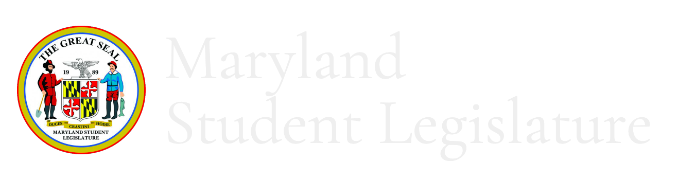 Maryland Student Legislature